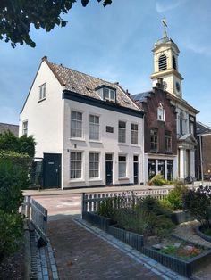 Begin van de Delftweg. Rotterdam, Mansions, The Originals, House Styles, Van, Sport, Home Decor, Pictures, Deporte