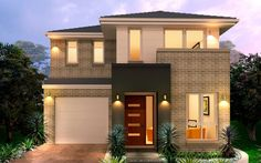 Oslo 21.5 - Double Level - by Kurmond Homes - New Home Builders Sydney NSW