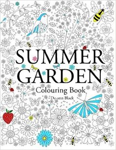 Shop For Summer Garden Colouring Book Starting From Choose The 3 Best Options Compare Live Historic Prices