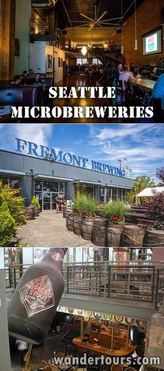 Seattle Microbreweries