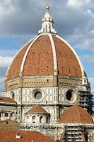 the Duomo, Florence - been there, done that, bought that tshirt (literally, i bought a tshirt in almost every city i went!)