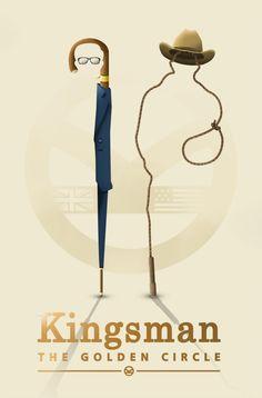 Kingsman: The Golden Circle [2017]