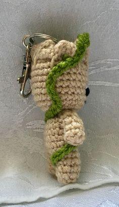 Crochet amigurumi 317503842483757102 - Baby Groot Keyring Free Pattern – Handmade Crochet Amigurumi – Beejui Creations Source by Crochet Keyring Free Pattern, Crochet Amigurumi Free Patterns, Crochet Dolls, Free Crochet, Knitting Patterns, Scarf Patterns, Knitting Tutorials, Crochet Granny, Hand Crochet
