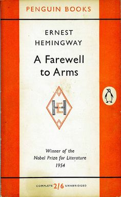 Is Hemingway's A Farewell to Arms worth reading ?