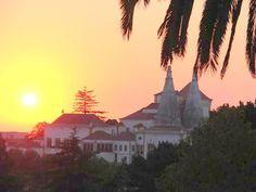 Pôr do Sol em Sintra