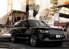 Range Rover Vossen