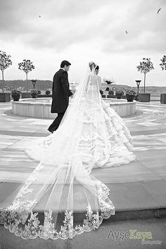 zuhair murad wedding gown