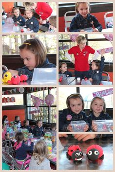 New party destination @ Spice Cafe, Curnfunnock...contact us if you would like the most creative kids party out there. Happy modelling