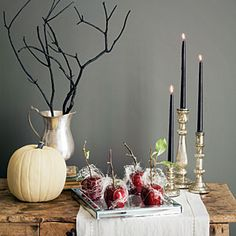Gothic Halloween party ideas | More chic Halloween party ideas | Sunset.com