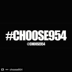 #Repost @choose954 with @repostapp  Appreciate All Of The Support! Just trying to help make Broward Great Again. #SupportLocal #Community #Choose954 #FTL #FTLauderdale #FortLauderdale #Broward #County #BrowardCounty #Florida #LoveFlorida  #Like #InstaLike #Follow #Love #ig #igs #igers #InstaDaily #PicOfTheDay #FollowMe #instaGood #igersFTL #igersjp #insta #instagram #instagrammers #TierOneMarketing #Treads2Threads