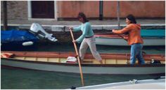 Row Venice - Learn to row a gondola. Trying to talk Husband into this.