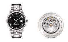 Tissot Powermatic 80 Watch, 41mm Mens Designer Watches, Fendi, Bracelet Watch, Watches For Men, Stuff To Buy, Accessories, Men's Watches, Jewelry Accessories