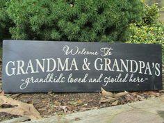 Grandma & Grandpa's