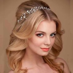 Find More Hair Jewelry Information about 2017 Hair Jewelry Summer Bridal Hair Accessories New Tiara Head Piece Fashion Hair Pins Wholesale Bridal Tiaras Crowns Headbands,High Quality accessories for iphone 3g,China accessories canon Suppliers, Cheap acces