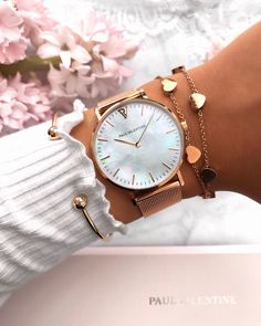 134 Best Watch Images On Pinterest Ladies Accessories