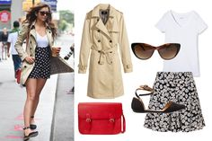 Nina Dobrev Outfit Ideas - What To Wear This Weekend - Seventeen