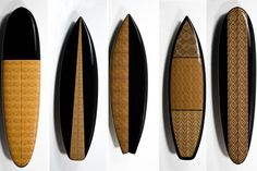 Love these surf boards by Ogro