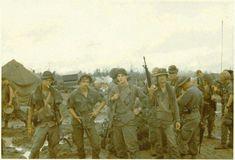 Vietnam War * - May 1970, 25th Inf. Div. - 2/12 Cambodia