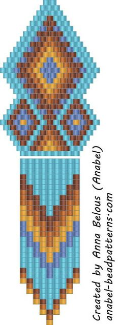 schemes for beading free beaded patterns