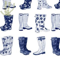 welly illustration - Google Search