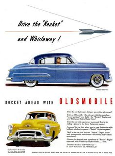 1952 Oldsmobile Rocket 88