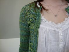Ravelry: Project Gallery for Honeybee Cardigan pattern by Laura Chau