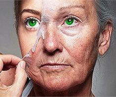 All women dream to have the perfect skin, without wrinkles. Hence, a lot of celebrities use Botox in order to look younger, however, this is not a cheap treatment and not everyone can afford to pra… Short Hairstyles For Women, Cool Hairstyles, Les Rides, Best Short Haircuts, Skin Tightening, Fine Hair, Short Hair Cuts, Skin Care Tips, Curly Hair Styles