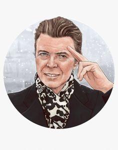 Happy Birthday David Bowie!