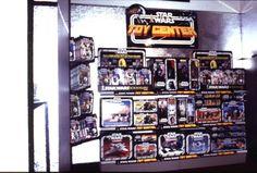 Star Wars 1979 Retail Display