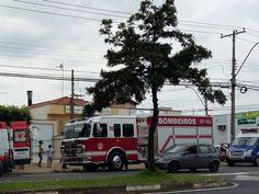 CONEXÃO BOMBEIRO : Panela de pressão explode e deixa 1 ferido em rest...