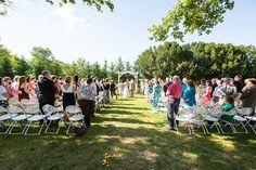 Brett Simpson Photography - citrus barn wedding ceremony