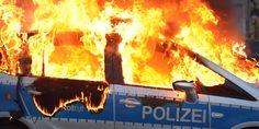 Autonome Brandstifter: So gefährlich sind die Linksextremisten in Deutschland