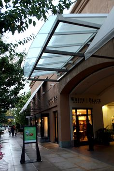 IMG 2548 Glass Awning By Godutchbaby Via Flickr