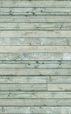 Blue wood planking texture - Textura de madera azul