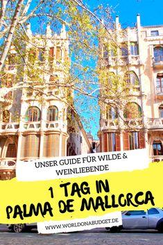 Menorca, Reisen In Europa, Spain Travel, Taj Mahal, Budgeting, Barcelona, Road Trip, Hiking, Europe