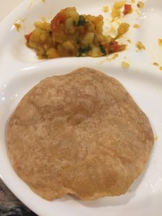 [I Ate] Poori and Potato Curry #food #foodporn #recipe #cooking #recipes #foodie #healthy #cook #health #yummy #delicious
