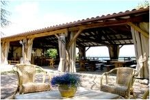 A Pignata Ferme Auberge. Corse. Best guest house on the island / delicious Corsican food.