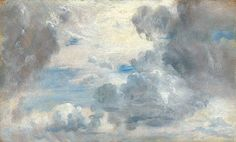 Afbeeldingsresultaten voor john constable painter of clouds Cloud Drawing, Sketch Painting, Sky And Clouds, Art Blog, Painting Inspiration, Landscape Paintings, Nature Paintings, Art History, Illustration Art