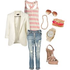 Spring is here., created by sel980 on Polyvore