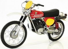 1974 Zundapp 125 Fatichi