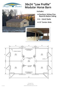 Barn plans 10 stall horse barn design floor plan for 6 stall horse barn plans