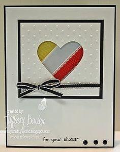 Adorable Ribbon card