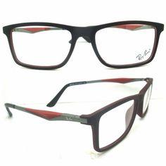 Ray Ban Armação Óculos Grau Masculino Feminino 8910 5453ce21cc