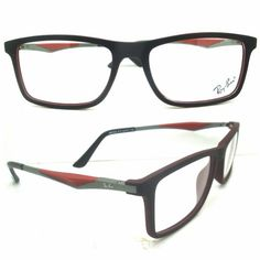 8bad1df6990 Ray Ban Armação Óculos Grau Masculino Feminino 8910