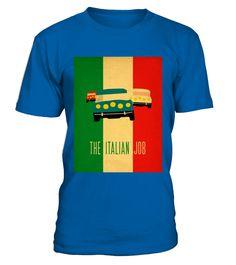 The ITALIAN JOB - Edizione Limitata!  #gift #idea #shirt #image #funnyshirt #bestfriend #batmann #supper # hot