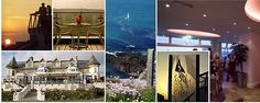 Carnmarth hotel, Newquay. Overlooking fistral beach, perfect for that pre-wedding surf!