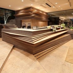 Shun*Shoku Lounge By Gurunavi — KNSTRCT - Carefully Curated Design News
