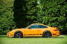 2007 Porsche 911 (997) GT3 RS - Silverstone Auctions