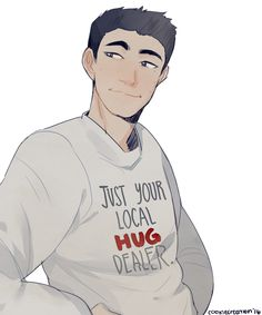 Frank Just your local hug dealer
