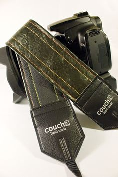 Cadillac Sunburst Vintage camera strap  by couchguitarstraps, $31.95